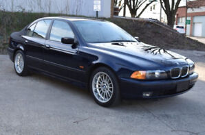 BMW 540i series year 2000, V8 Engine,