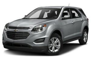 2017 Chevrolet Equinox Impact conditions