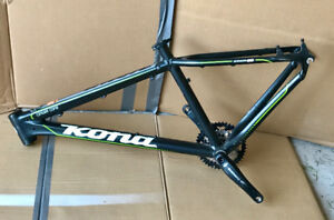 "Kona Mountain Bike 17"" Frame and Tires - (2014 Kona Cinder Cone)"