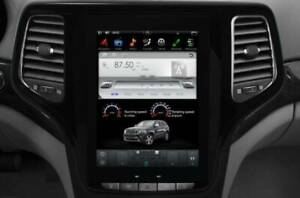 "12.1"" tesla style jeep grand Cherokee android car gps******2018"