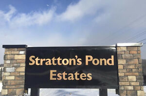 Stratton's Pond Estates, #55 - Private Back Yard