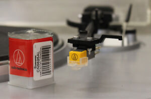 Fully Automatic Mitsubishi Turntable w/ new cartridge and stylus