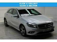 2013 Mercedes-Benz A-CLASS 1.6 A180 SE 7G-DCT Auto [SAT NAV] Hatchback Petrol Se