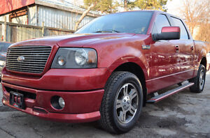 2008 Ford F-150 XLT Pickup Truck FX2 SPORT *LOW KM* LEATHER!