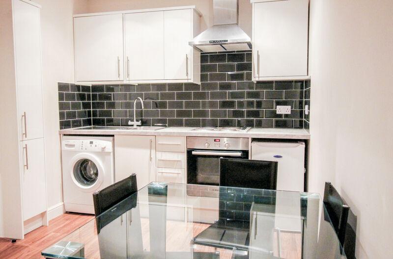 1 bedroom flat in Warren Court, Euston Road, Euston
