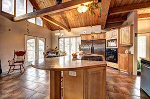 Beautiful wooded land of 389 acres with house 3 bedroom Gatineau Ottawa / Gatineau Area image 3