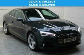 image for 2019 Audi A5 2.0 TDI 40 Sport S Tronic (start/stop) Coupe Diesel Semi Automatic