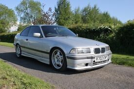 1998 BMW 328i Sport Lowered Stainless Exhaust