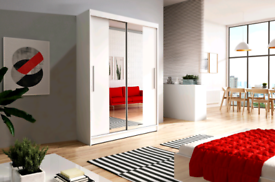 SLIDING MIRRORED WARDROBES FOR SALE