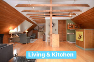 St. Margarets Bay, Peggy's Cove Rd, Lakehouse Apartment for Rent