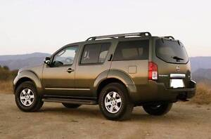2009 Nissan Pathfinder Wagon Belconnen Belconnen Area Preview