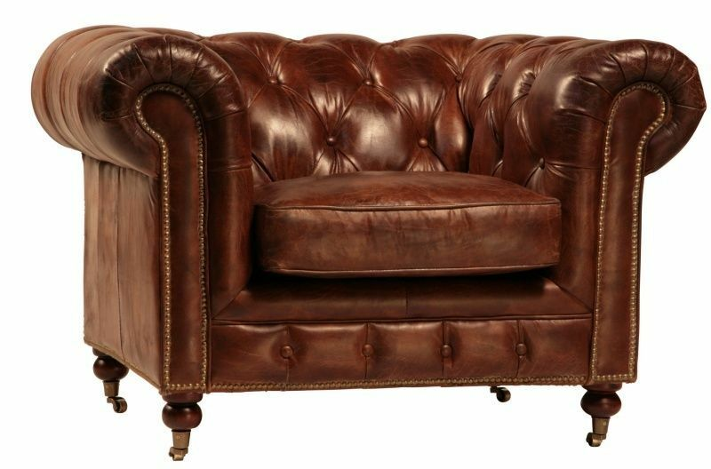 Top 3 Chesterfield Chairs Ebay