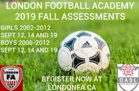 Open Soccer Assessments