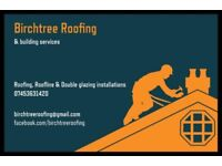 Roofing & Building services - Flat roof & upvc specialists