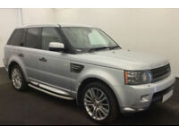 2010 RANGE ROVER SPORT 3.0 TDV6 HSE GOOD / BAD CREDIT CAR FINANCE AVAILABLE