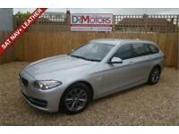 2013 BMW 5 Series 2.0 520D SE TOURING 5d 181 BHP Estate Diesel Automatic