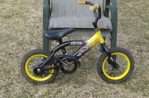 """kids bike with 12.5 """" tires"""