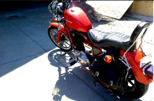 88 sportster excellent  condition