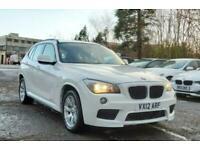 2012 BMW X1 2.0 XDRIVE18D M SPORT 5d 141 BHP All Terrain Diesel Manual