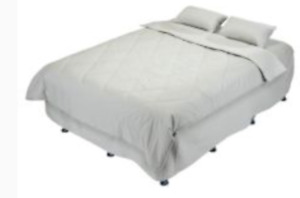 Woods queen size ultimate b.y.o. portable bed