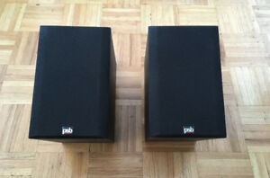 PSB Alpha Mini Bookshelf Speakers