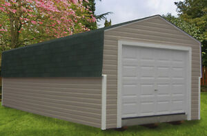 12 x 20 Storge Shed
