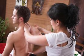 Thai massage from £30