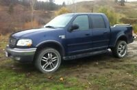 2002 F150 Supercrew Sport 4x4