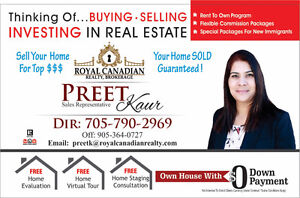 Pre qualified buyer looking for house around Orillia area