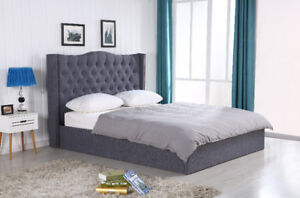 Complete Upholstered Bed Set - BRAND New in a box