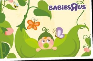 "$40 Babies ""R"" Us Gift Card"
