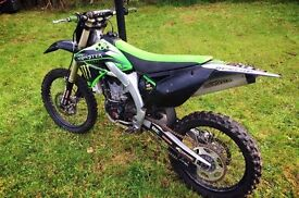 KXF 450 SELL OR SWAPS