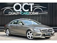 2013 '63' Mercedes CLS 250 cdi AMG Sport *Rare Colour + Glass Sunroof *