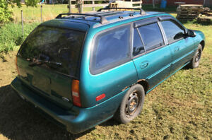 1997 Ford Escort station wagon
