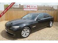2011 BMW 7 Series 3.0 730D SE 4d 242 BHP Saloon Diesel Automatic