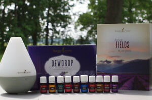 Introduction to young living Premium Starter Kit with DewDrop