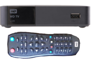 TV BOX  - WD TV Live Streaming Media Player  Ethernet, USB, Wi-F