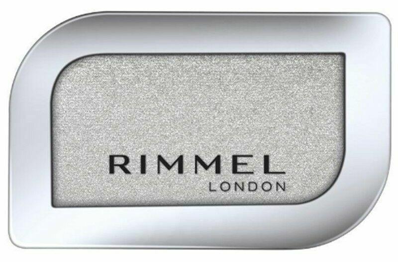 Rimmel Magnif'Eyes Metallic MonoMetallic Eye Shadow - 026 Zinc Me