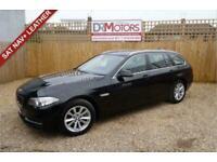 2014 BMW 5 Series 2.0 518D SE TOURING 5d 148 BHP Estate Diesel Automatic