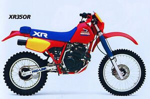 Wanted xr 350 motor