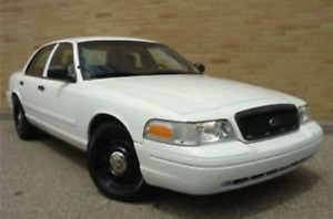 2011 Ford Crown Victoria P71 ex RCMP