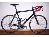 Cinelli Estrada Full Carbon Road Bike Large Frame Campagnolo Centaur Groupset Trek Giant Shimano