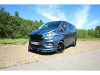 Ford Transit Custom DCIV 320 L1 130ps AUTO Limited with Über Sport + Styling