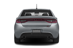 new dodge  dart  dual  exaust   bumper    2016  journey  grilles