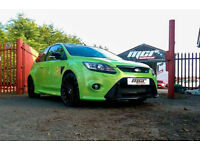 Ford Focus RS, 10 Reg, 69k, Ultimate Green, Lux Pack 1, Black Alloys, FSH