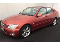 LEXUS IS 200 2.0 SE..ONE OWNER..17 SERVICES..SUPER CONDITION..DRIVES GREAT