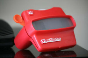 View Master with 18 Slides LOT,  vintage