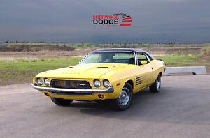 1972 Dodge Challenger Rallye 340