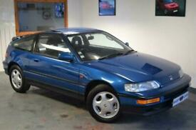 image for 1991 J - Honda Crx 1.6 Vtec Celestial Blue - Lovely Throughout