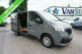 2016 RENAULT TRAFIC 2.7T 1.6 SL27 DCI 120 BUSINESS PLUS ENERGY 6DR